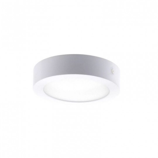 Plafón Circular LED  Superficie 12W 120º
