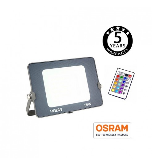 Foco Proyector Serie RGB